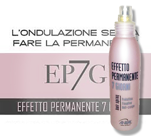 Anival Effetto Permanente 7GG Hair 150ml Spray