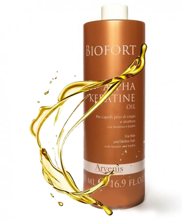 Biofort Alpha Keratine Oil 500 ml